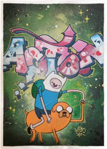 Acton - Adventure Time